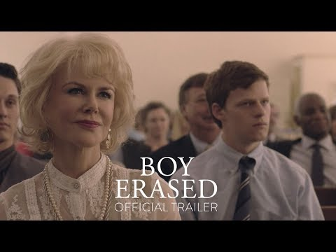 BOY ERASED   Official Trailer   Focus Features
