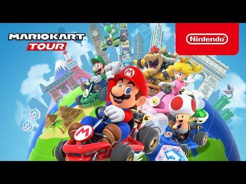 Mario Kart Tour - Trailer