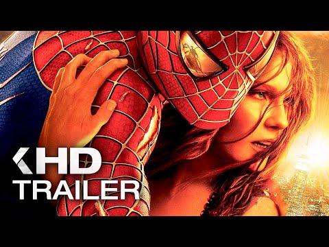 SPIDER-MAN 2 Trailer (2004)