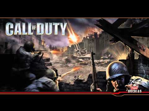 Call of Duty 1 Soundtrack - 10 Red Square