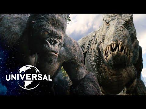 King Kong   V. Rex Fight