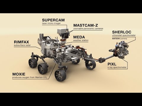 Mission Overview: NASA's Perseverance Mars Rover
