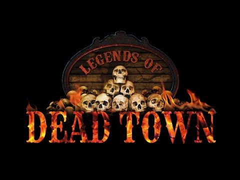 """Delirio e terrore a """"Legends of Dead Town"""" la casa horror più grande d'Europa HD"""