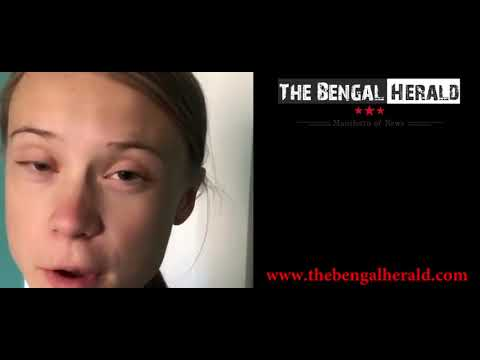 Greta Thunberg receive the Gulbenkian Prize for Humanity | The Bengal Herald