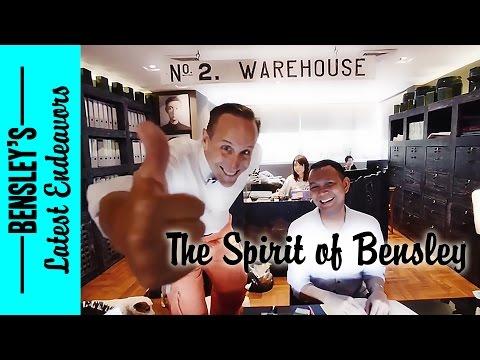 The Spirit of BENSLEY