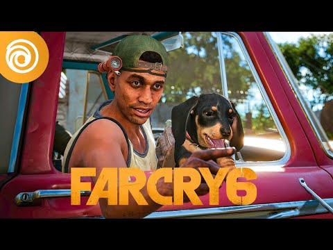 Far Cry 6: Resolver Gameplay Trailer | Xbox E3 Conference