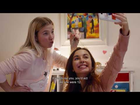 CAUGHT IN THE NET Trailer | PÖFF 2020