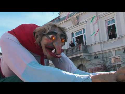 Pust v Cerknici 2020 - Karneval