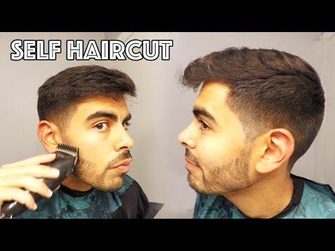 How to Cut Your Own Hair | Men's Self-Haircut Tutorial HD | Tip #17