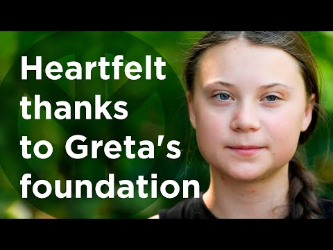Greta Thunberg awarded first Gulbenkian Prize for Humanity and donates €100K to Stop Ecocide