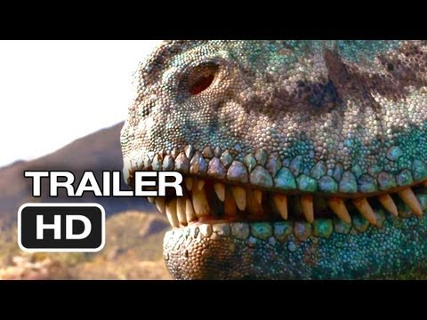 Walking With Dinosaurs 3D Official Trailer #1 (2013) - CGI Movie HD