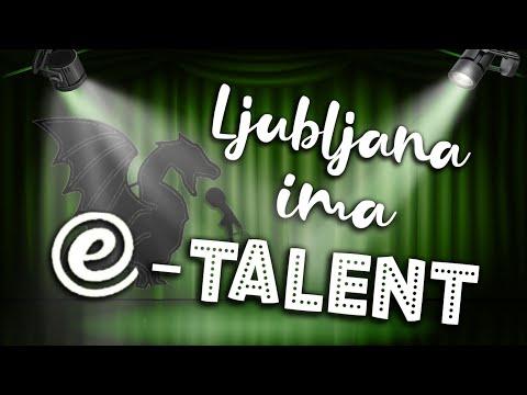 Ljubljana ima (e-)talent 2021