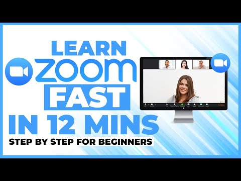 ZOOM TUTORIAL 2021 | How To Use Zoom STEP BY STEP For Beginners! [COMPLETE GUIDE]