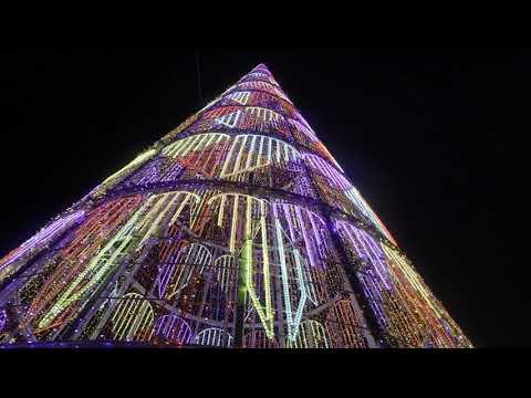 Iluminación navideña de Madrid 2020 - Madrid Christmas lighting '20