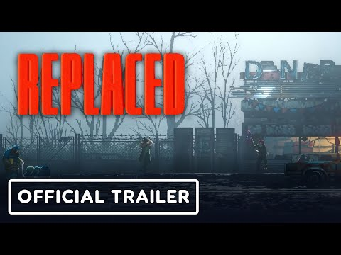 REPLACED - Official Reveal Trailer | E3 2021