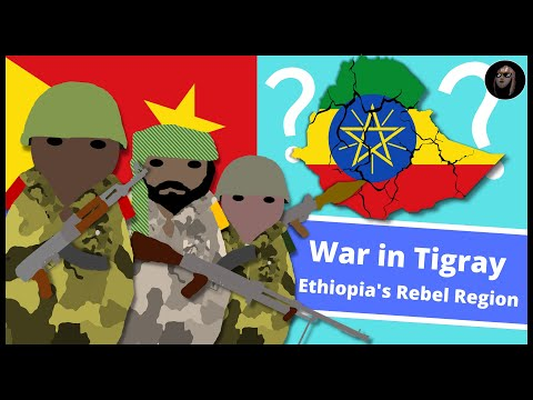 Why is Ethiopia At War With Tigray Province?   History of Ethiopia c. AD 150 - 2019