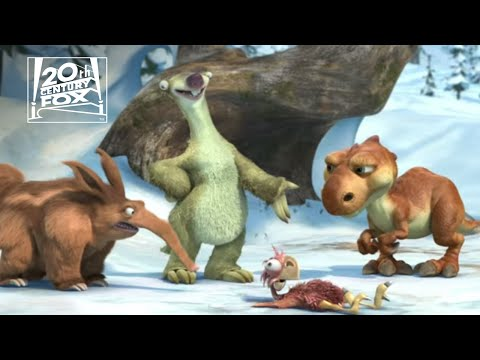 Ice Age: Dawn of the Dinosaurs   Official Trailer   Fox Family Entertainment