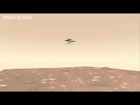 Mars helicopter to take images but will there be audio? NASA explains