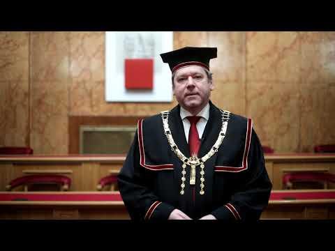 Nagovor rektorja prof. dr. Igorja Papiča - Teden Univerze v Ljubljani 2020