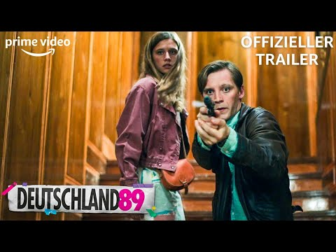 Deutschland 89   Offizieller Trailer   Prime Video DE