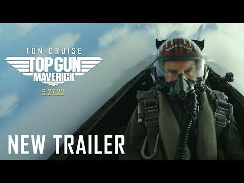 Top Gun: Maverick (2021) – New Trailer - Paramount Pictures