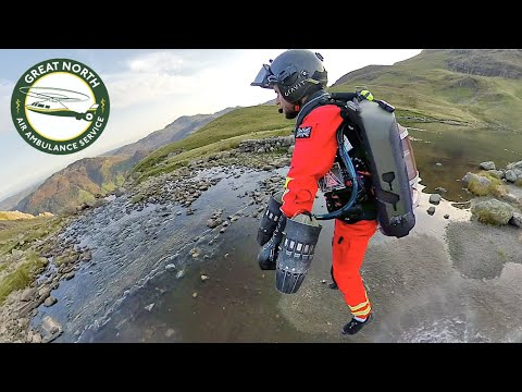 Paramedic Mountain Response!