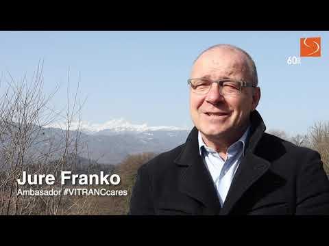 Jure Franko o projektu #VITRANCcares / 60. Pokal Vitranc