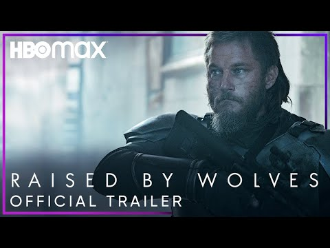 Raised by Wolves | Official Trailer | HBO Max