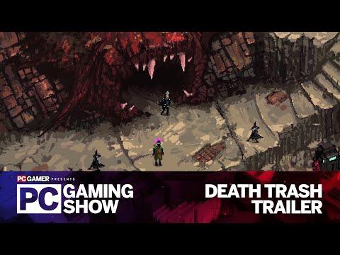 Death Trash trailer | PC Gaming Show E3 2021