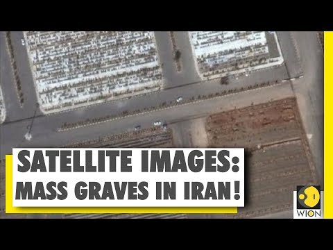 Iran seeks first IMF loan in 6 decades, satellite images show mass graves in Iran!