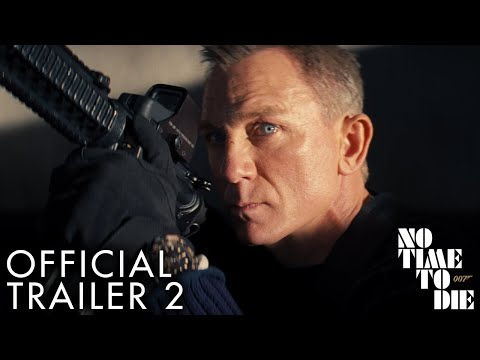 NO TIME TO DIE   Trailer 2
