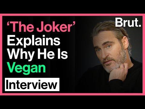 Joaquin Phoenix On Why He's Vegan