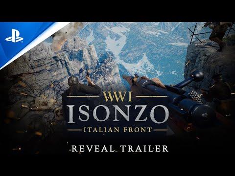 Isonzo - Reveal Trailer I PS5