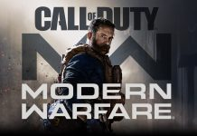 Naslovnica za Call of Duty Modern Warfare