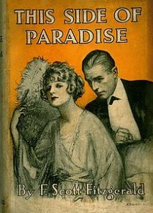 Scott Fitzgerald – This Side of Paradise