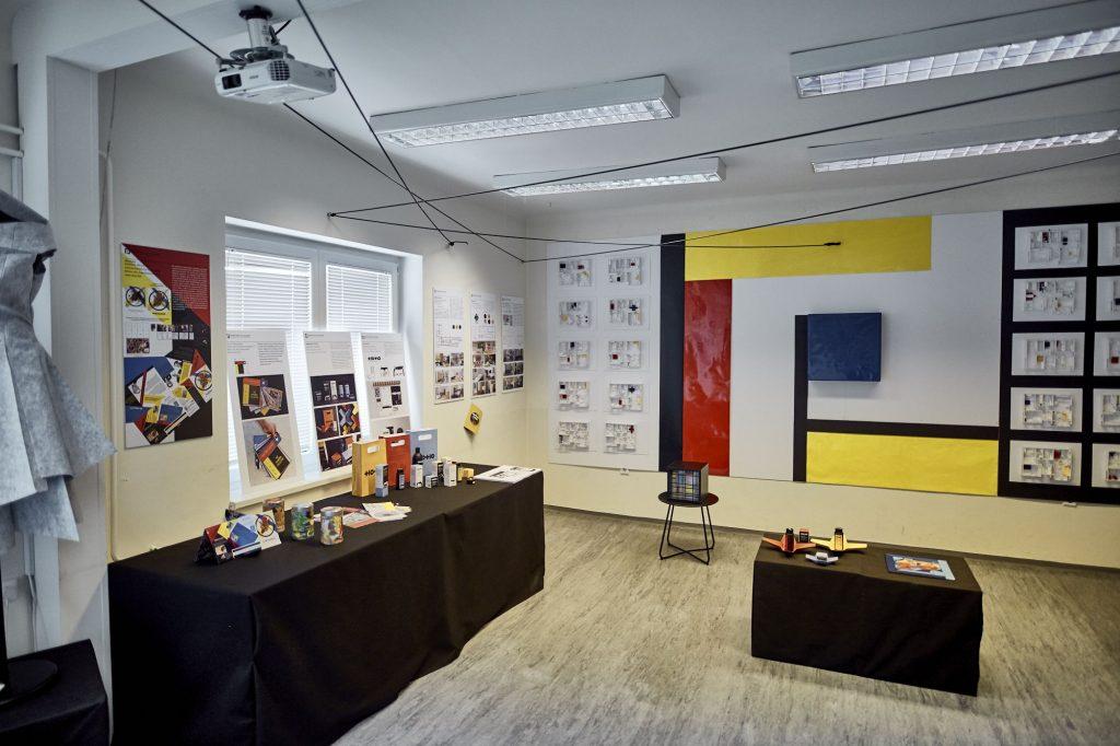 Oblikovanje prostorov na fakulteti za dizajn