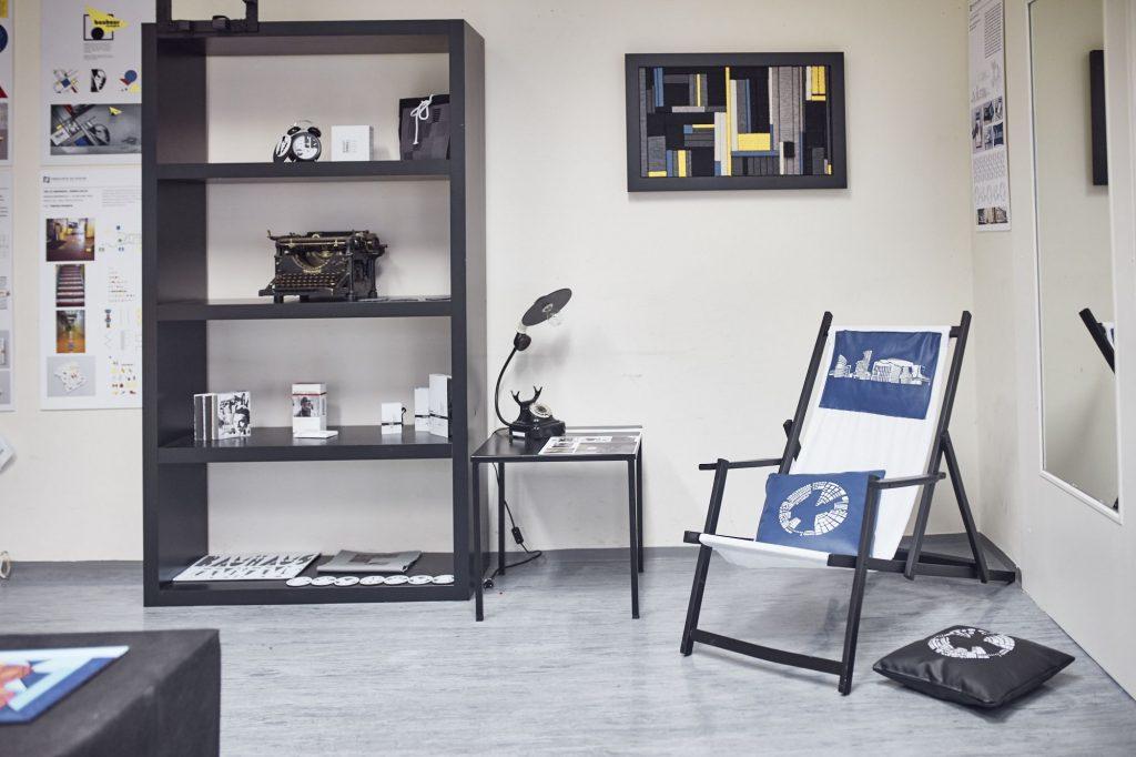 Pohištvo na Fakulteti za dizajn