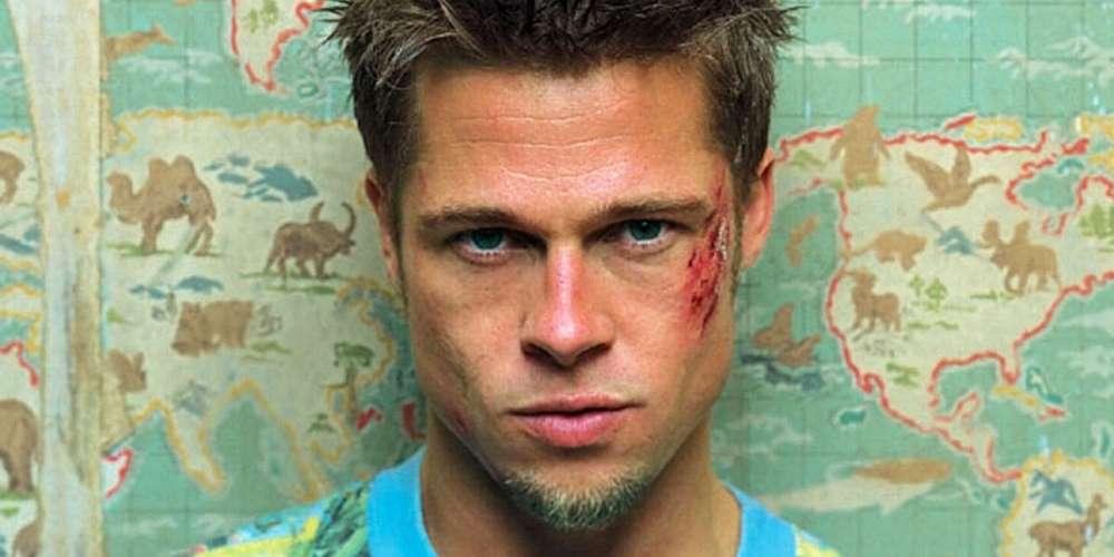 Brad Pitt kot Tyler Durden