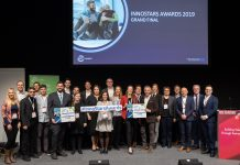 Zmagovalci EIT Health InnoStars Awards 2019