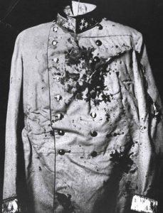 Krvava uniforma Franca Ferdinada