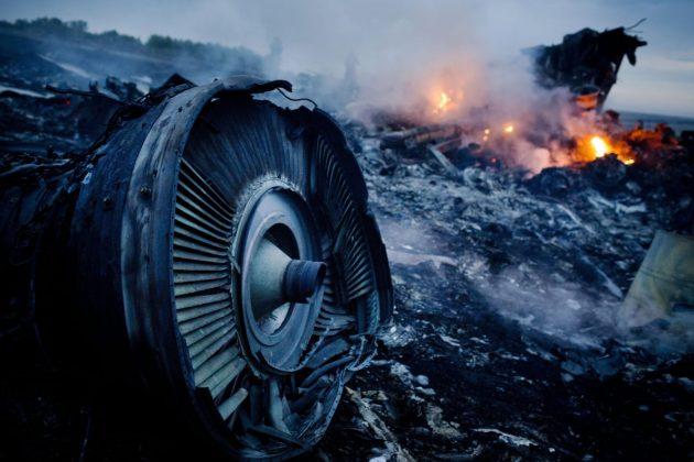 Let Malezija 71, ki je strmoglavil v Ukrajini