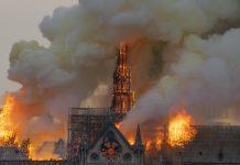 Požar Notre Dame