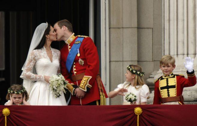 Poroka Williama in Kate