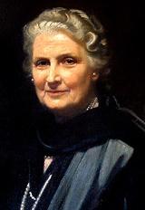 Slika Marie Montessori