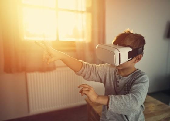 VR tehnologija