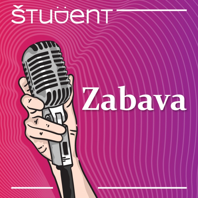 Študent podcast Zabava