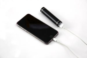 power bank in telefon