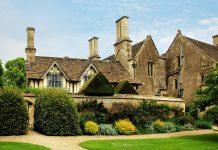 Stara angleška hiša