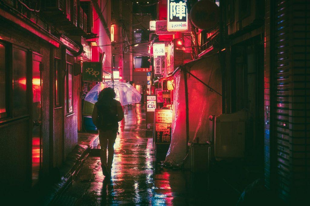 Japonska.