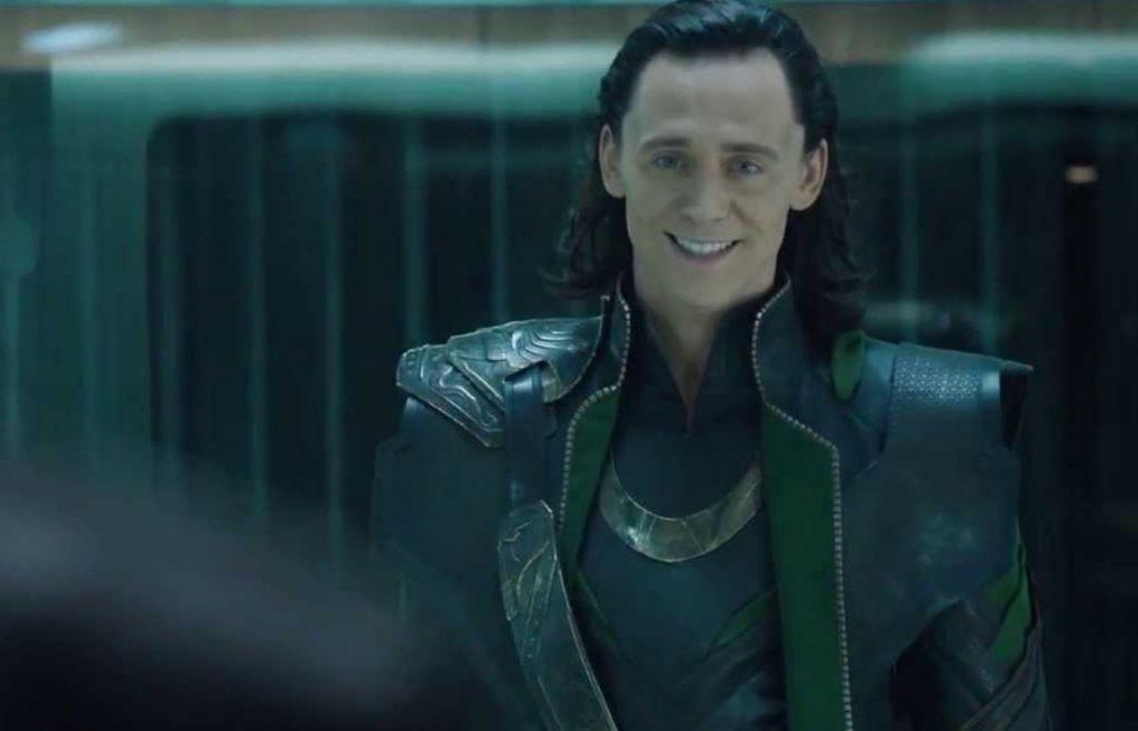 Tom Hiddleston kot Loki